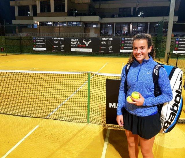 Lucía Gómez Rafa Nadal Tour